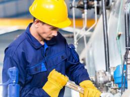 Plant equipment maintenance